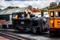 welshpool railway 6 (1 of 1) (steamnut777) Tags: steam wales canon narrowgauge wlsr