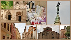The old city......on Explore (wilma HW61) Tags: collage photoborder zadar oudestad oldcity croatia croazia hrvatska kroatië dalmatië dalmacija dalmatia historisch historic historical historique erfgoed heritage worldheritage unsco werelderfgoed wilmahw61 wilmawesterhoud nikond90 architectuur