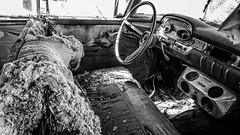 Edsel Corsair Conv - 1959 (tom22_allgaeu) Tags: edselcorsairconv1959 frigiking oldtimer old car ford sw schwarzweis bw blackandwhite blackwhite bianconero nocolor monochrom
