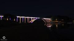 DSC_3076 (Franck Bzh) Tags: nikon nikonfr night nikond850 nightscape latrinitesurmer france bretagne brittany breizh bridge tamron d850 landscape océan wideangle