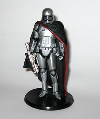 captain phasma from disney store exclusive the force awakens deluxe figure set of 10 collectible 4 inch pvc figurines 2015 (tjparkside) Tags: captain phasma from disney store exclusive force awakens deluxe figure set 10 collectible 4 inch pvc figurines 2015 ep episode 7 vii seven tfa helmet armor cape blaster rifle first order fo gwendoline christie