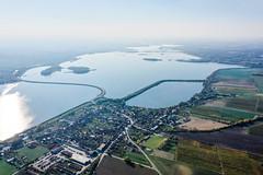 Nové Mlýny artifical lake (The Adventurous Eye) Tags: strachotín southmoravianregion czechrepublic cz nové mlýny artifical lake přehrada střední část