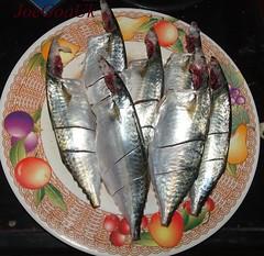 Cut fish mackerels (joegoauk73) Tags: joegoauk goa fish market