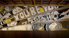 You Be You (Dennis Valente) Tags: 2018 streetarteverywhere usa muralist washington art contemporaryurbanart streetart seattle hdr spraypaint urbanart artist 5dsr 32bit pnw aerosol muralart painting isobracketing streetartistry mural