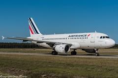 Air France F-GRHK (U. Heinze) Tags: aircraft airlines airways airplane flugzeug planespotting plane haj hannoverlangenhagenairporthaj eddv nikon