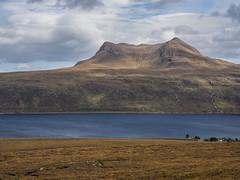 Beinn Ghobhlach - Little Loch Broom Sept 2018 (GOR44Photographic@Gmail.com) Tags: beinnghobhlach littlelochbroom loch cloud water ullapool garve a832 nc500 gor44 scotland mountains hill highlands olympus omdem5 1240mmf28