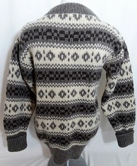 Stobi Fair Isle wool sweater (Mytwist) Tags: ullar itchie icelandic classic love passion design handcraft craft sweater itch wool reykjavik fairisle fair isle íslensk fashion mytwist lopi pattern exclusive style fetish chunky bulky cozy retro timeless authentic heavy handgestrickt fuzzy casual icelandicsweater peysa ski original stobi iceland virgin unspun 479dgh bella vista arkansas us united states denmark dk
