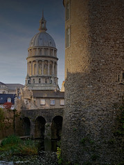 La basilique de Boulogne/mer vue du château-musée (pierre.pruvot2) Tags: boulognemer france gx80 pasdecalais vieilleville monuments architecture histoire