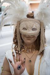 (jwcjr) Tags: 2016dragoncon atlantaga atlantageorgia dragoncon dragoncon2016 pentax people atlanta face portrait streetportrait mask woman costume