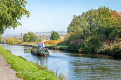 SJ1_2247 - Leeds-Liverpool canal, Burnley (SWJuk) Tags: burnley england unitedkingdom swjuk uk gb britain lancashire home canal straightmile leedsliverpoolcanal towpath canalboat narrowboat boat barge trees bluesky 2018 oct2018 autumn autumnal nikon d7200 nikond7200 nikkor1755mmf28 rawnef lightroomclassiccc