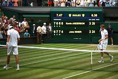 Wimbledon Plans to Add a Final-Set Tiebreaker (kwaqas504) Tags: bbc news world ccn new york times