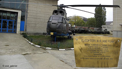 Romanian made I.A.R. 330 Puma Hellicopter exhibited in the National Military Museum of Romania in Bucharest (cod_gabriel) Tags: helicopter elicopter puma elicopterpuma museum muzeu muzeulmilitarnaţional muzeulmilitar muzeul militar nationalmilitary museumnational military romania bucharest bucarest bucuresti bucureşti bukarest boekarest bucareste roumanie românia