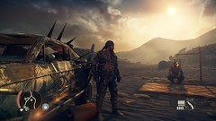 Mad Max_20181021213034 (Livid Lazan) Tags: mad max videogame playstation 4 ps4 pro warner brothers war boys dystopia australia desert wasteland sand dune rock valley hills violence motor car automobile death race brawl gaming wallpaper drive sky cloud action adventure divine outback gasoline guzzoline dystopian chum bucket black finger v8 v6 machine religion survivor sun storm dust bowl buggy suv offroad combat future