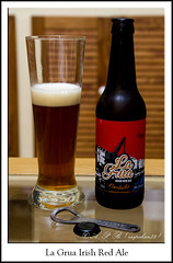 La Grua Irish Red Ale Nordeste (Agustin Peña (raspakan32) Fotero) Tags: agustin agustinpeña raspakan32 raspakan nafarroa navarra navarre nikon nikonistas nikonista nikond nikond7200 d7200 ale birra beer biere bierpivo cerveja cerveza cervezas garagardoa lagruairishredale