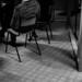 """CO-LOCATIE #1  CIRCUMSTANCES 50°59'20,5""""N 3°31'37,4""""E  15 september — 16 december 2018  De fysieke samenkomst van croxhapox en platvvorm bepaalt de omstandigheden: 50°59'20,5"""" N 3°31'37,4""""E. Daarbinnen introduceren ze een collectief artistiek onderzoek naar de gedeelde marges van proces en presentatie, in samenwerking met 7 kunstenaars.  brecht heytens – karel verhoeven – shervin kianersi haghighi – katrien vandemeerssche – nathalie chambart - frederik willems – pieter de clercq  A FIRST HAPPENING  20.10.2018 – 14u00 tot 23u59     Doorlopend (tot 23u59)     De deelnemende kunstenaars presenteren zichzelf en hun (of elkaars) werk in aan- of afwezigheid, ter plaatse of vanuit de verte.     Ook doorlopend (tot 23u59)     platvvorm en croxhapox maken LIVE een verslag van de gebeurtenissen, de aanleidingen en alle (onvoorziene) omstandigheden. Een publicatie als een actie, ad-hoc & onmiddellijk.     Tijdsgebonden programma (wordt verder uitgebreid als dat nodig is!)     14u00 tot 16u00  Live screening van de lezing van Jörn Schafaff in Kunsthal Gent in een aparte ruimte.  Eventueel met een verbinding die ook toestaat om deel te nemen aan het gesprek.  (zie website kunsthal).     16u30 tot 17u15  performance van Katrien Vandemeersche  Een improvisatorisch spel adhv de Oblique Strategies van Brian Eno en Peter Schmidt.     18u00 tot 19u00  (Performance) Lecture Christina Seyfried – waarmee ze haar eerdere gesprekken met de kunstenaars capteert en vanuit haar eigen ervaring met het spanningsveld creatie-presentatie op circumstances reageert.     20u00 tot 21u00  (optie) Bruno Vandenberghe reageert met een sound-performance op de contouren van circumstances.     Er zijn 3 publieke momenten verbonden aan de samenwerking: 19-21 oktober, 16-18 november en 14-16 december.  Het project en de publieke momenten gaan door op het adres Neerleie 2 in Deinze.   foto: anyuta wiazemsky"""