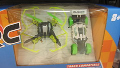 Hot Wheels Drone And Vehicle Set RC Bladez Drone Racerz By Bladez Toys 2017 Spotted In Morrisons Store Glasgow Scotland - 1 Of 3 (Kelvin64) Tags: hot wheels drone and vehicle set rc bladez racerz by toys 2017 spotted in morrisons store glasgow scotland