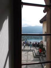 Angles (marco_albcs) Tags: bled slovenia slovenija lake magic magical summer beautiful enchanting castle window