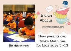 How parents can make math fun for kids ages 5 - 13 years (Ind-Abacus) Tags: abacus mental mind math maths arithmetic division q new invention online learning basheer ahamed coaching indian buy tutorial national franchise master tutor how do teacher training game control kids competition course entrepreneur student indianabacuscom