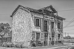 CFR7351-2 Cabo Busto (Carlos F1) Tags: nikon d300 principadodeasturias asturias turismo turista tourism sightseeing blanco negro black white blancoynegro blackwhite spain edificio buil building arquitectura architecture
