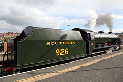 Repton (Roy Lowry) Tags: northyorkshiremoorsrailway repton 926 30926 schoolsclass steamlocomotive whitby