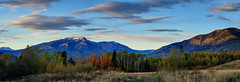(patrickgkelly) Tags: fall autumn grande cache alberta canada mountains trees panorama