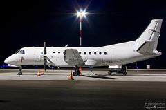 SE-ISG Lipican Aer Saab 340B, EFTP, Finland (Sebastian Viinikainen.) Tags: seisg lipicanaer saab340b eftp finland nightaviation nightphoto