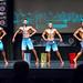 Men's Physique Tall - 4th Steve O Mahony, 2nd Hardik Patel, 1st Jason Peng, 3rd Scott Kochan