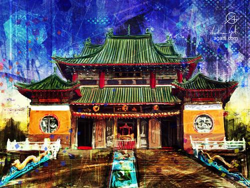 Great Peace Temple