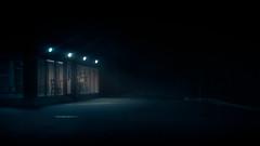 Darkness (igor.relsov) Tags: street light fog dark darkness