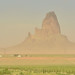 Sandstorm, Agathla Peak