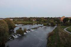 Hattingen Birschel Mühle Evening (Las Cuentas) Tags: hattingen ruhr river landscape landschaft wasser evening canon eos 4000d