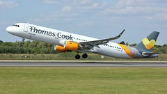 G-TCDK (AnDyMHoLdEn) Tags: thomascook a321 egcc airport manchester manchesterairport 23l