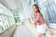 DSCF9928 (Robin Huang 35) Tags: 王寶淇 angela bao 寶妹 華山文創園區 華山文創 人像 portrait lady girl fujifilm xt2