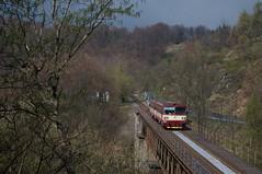 2014-04-13 Mountain Railway (beranekp) Tags: czech erzgebirge krušné hory mikulov niklasberg railway eisenbahn železnice