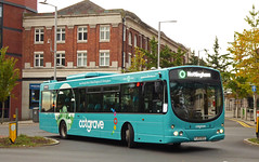 Trent Barton 734 (SRB Photography Edinburgh) Tags: trent barton nottingham bus buses transport road