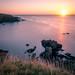 Sunrise in Stonehaven - Scotland - Seascape photography
