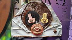 Junky & Gigi... (colourourcity) Tags: melbourne melbournestreetart graffiti streetart streetartaustralia streetartnow burncity colourourcity awesome nofilters notforlikes junky gigi section8