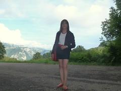 Piani dei Resinelli (Alessia Cross) Tags: crossdresser tgirl transgender transvestite travestito