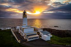 Ecosse saison II - 33 (Explore) (RVBO) Tags: ecosse scotland highlands lighthouse phare sea sunset