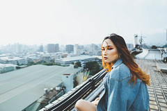 (Kevin .H) Tags: 台灣 台北 攝影 外拍 人像 女孩 taiwan taipei girl photography canon 5d2 5dii 35mm film 光影 street city car bridge f14 f18 portrait vsco sunny park sunset women night sony a6300 16mm alpha