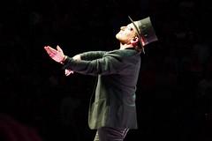 U2 ei Tour 2018 Hamburg Show 2 (running74) Tags: u2 u2eitour hamburg barclaycardarena 20181004 bono mrmacphisto acrobat deutschland germany u2experienceinnocence tour 2018 concert konzert
