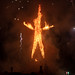 Man Burning