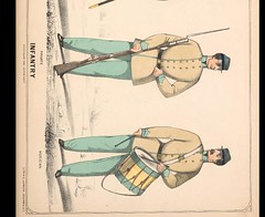This image is taken from Uniform and dress of the army of the Confederate States (Medical Heritage Library, Inc.) Tags: confederate states america army clothing military personnel usnationallibraryofmedicine medicineintheamericas medicalheritagelibrary americana date1861 id62430330rnlmnihgov