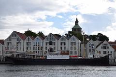 Fjordsteam 2017 - veteranbåten Stord I i Vågen i Stavanger, Norge (pserigstad) Tags: stavanger rogaland norge norway stavangerhavn