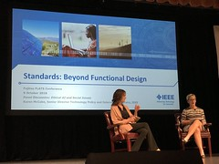 Standards: Beyond Functional Design (Fujitsu_Labs) Tags: flats flats2018 symposium fujitsu event