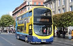 Dublin Bus SG190 (161D44041). (Fred Dean Jnr) Tags: dublin september2018 dublinbus busathacliath dublinbusyellowbluelivery oconnellstreetdublin volvo b5tl wright wrightbus eclipse gemini3 shill sg190 161d44041 dublinbusroute41