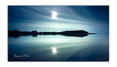 Monaghan Bank Blues (RonnieLMills 5 Million Views. Thank You All :)) Tags: sliderssunday hss monaghan bank high tide reflections sunrise kircubbin county down lightroom filters