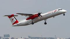 De Havilland Canada DHC-8-402Q OE-LGC Austrian Airlines (William Musculus) Tags: airport spotting frankfurt am main rhein frankfurtmain fraport fra eddf flughafen oelgc austrian airlines de havilland canada dhc8402q dash 8 os aua bombardier q400 dhc8q400 dash8q400 dhc8400 william musculus
