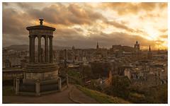 Edinburgh (S.R.Murphy) Tags: caltonhill edinburgh fujixt2 landscape oct2018 urbanlandscape architecture sunset evening eveninglight city sky building scotland fujifilm unitedkingdom greatbritain fujifilmxf1855mm