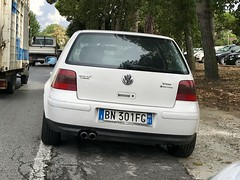Volkswagen Golf IV 5p 2,8 VR6 4 Motion Highline (leocas82) Tags: v6 6v germania 4x4 4wd awd allwheeldrive trazioneintegrale car auto automobile leocas82 carspotter iphone